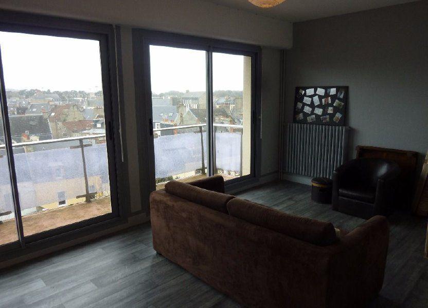 Appartement à louer 50m2 à Cherbourg-Octeville