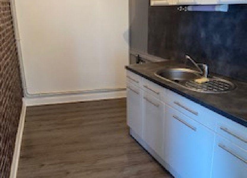 Appartement à louer 52.28m2 à Cherbourg-Octeville