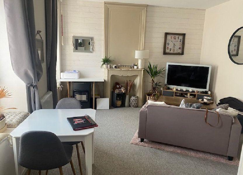 Appartement à louer 40m2 à Cherbourg-Octeville