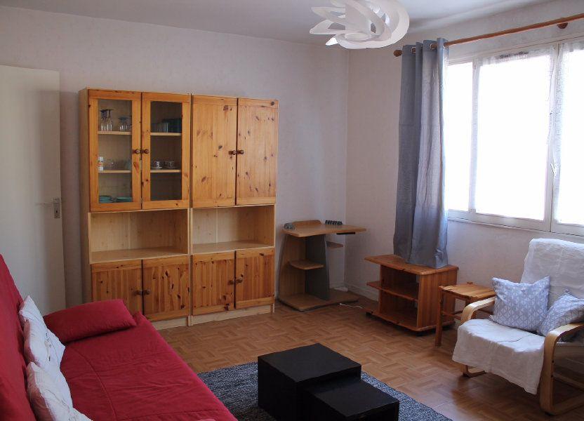 Appartement à louer 25m2 à Cherbourg-Octeville