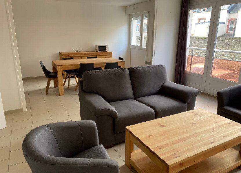 Appartement à louer 83m2 à Cherbourg-Octeville