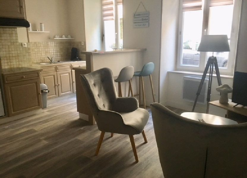 Appartement à louer 36m2 à Cherbourg-Octeville