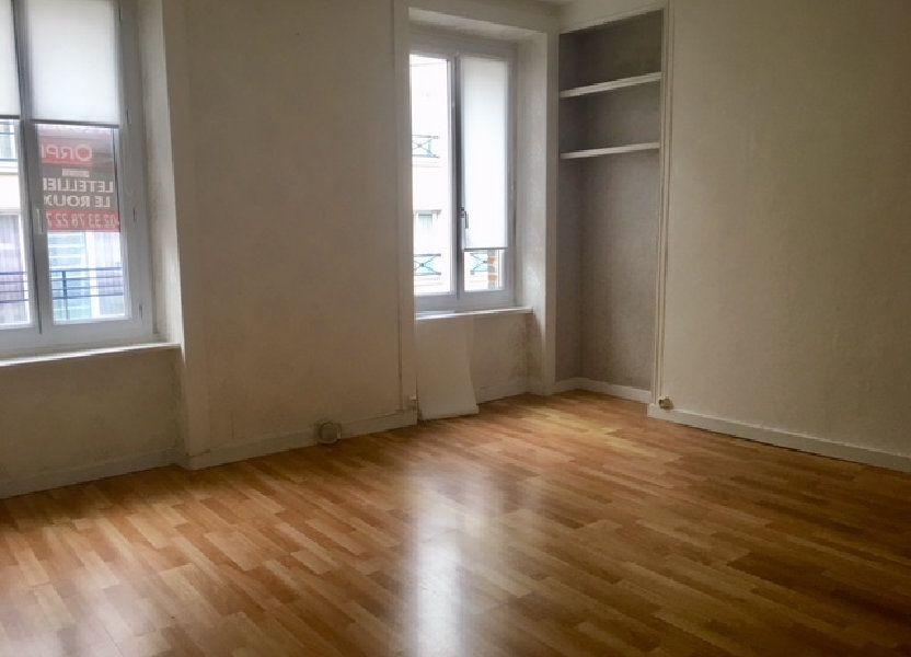 Appartement à louer 49.5m2 à Équeurdreville-Hainneville