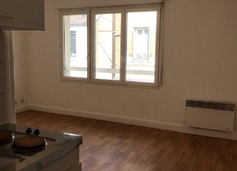 Appartement à louer 22m2 à Cherbourg-Octeville