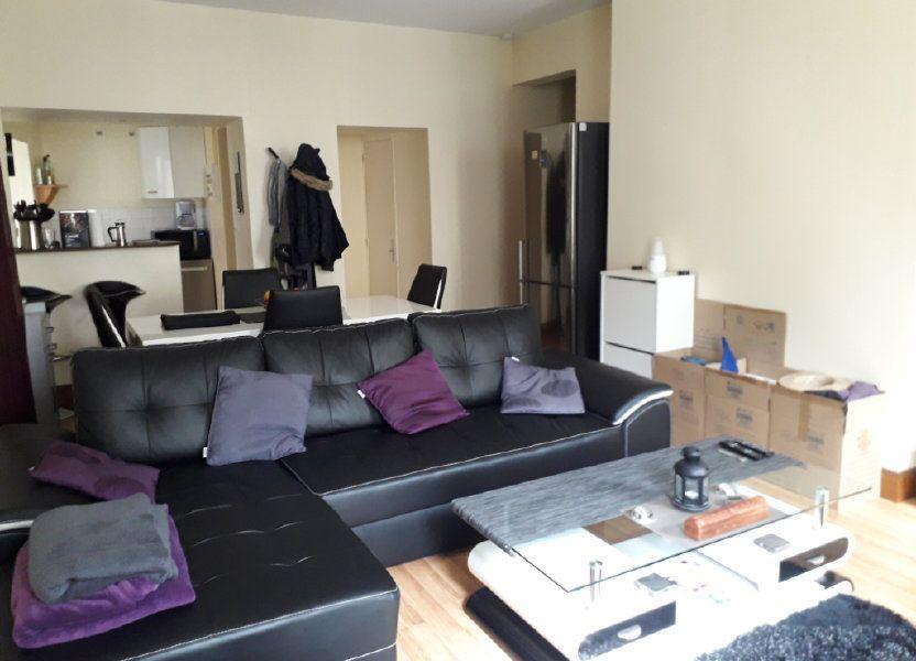Appartement à louer 47.5m2 à Cherbourg-Octeville