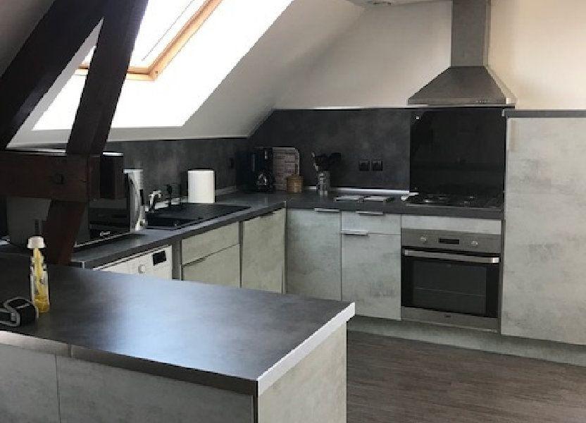 Appartement à louer 44.5m2 à Beaumont-Hague