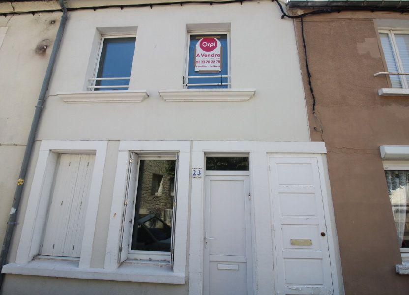 Maison à vendre 107m2 à Cherbourg-Octeville