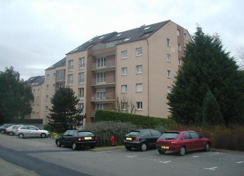 Appartement à louer 35m2 à Équeurdreville-Hainneville