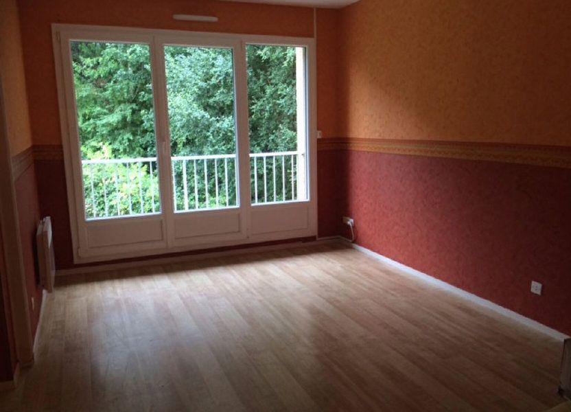 Appartement à vendre 50m2 à Équeurdreville-Hainneville