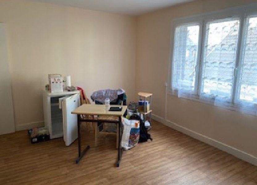 Appartement à louer 24.5m2 à Cherbourg-Octeville