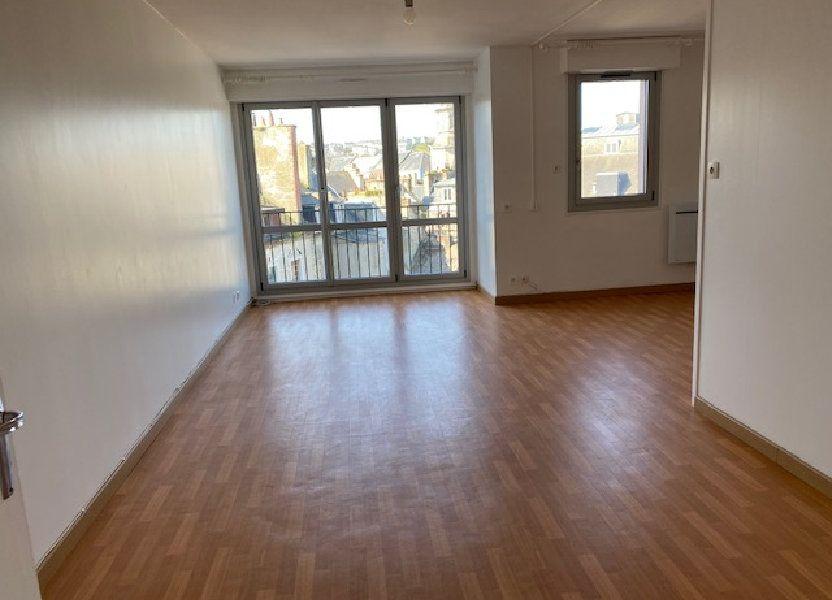 Appartement à louer 57.03m2 à Cherbourg-Octeville