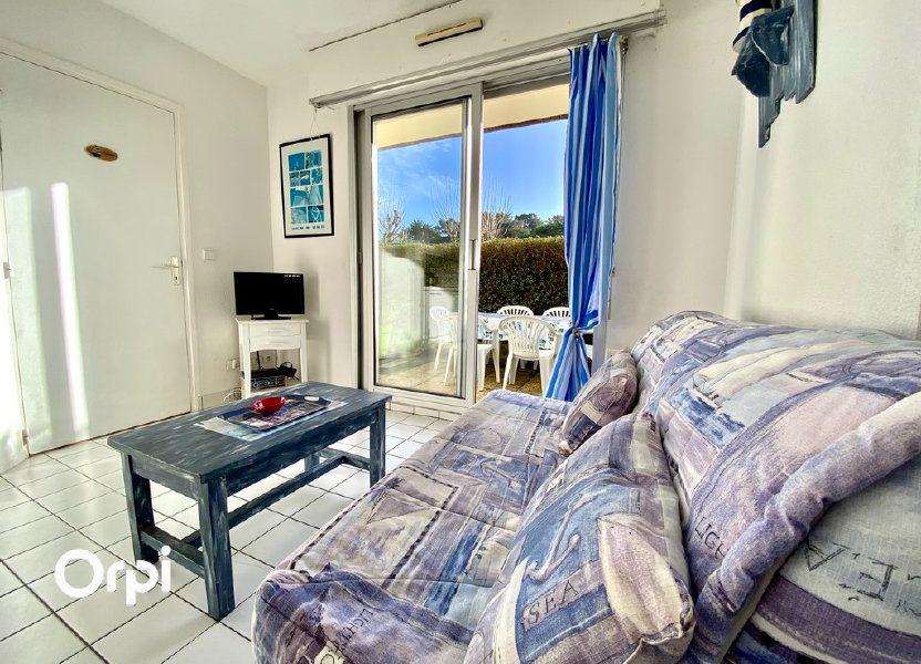 Appartement à vendre 27m2 à Arzon