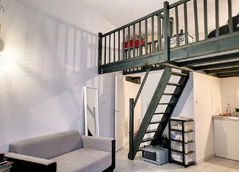 Appartement à vendre 18.72m2 à Lille