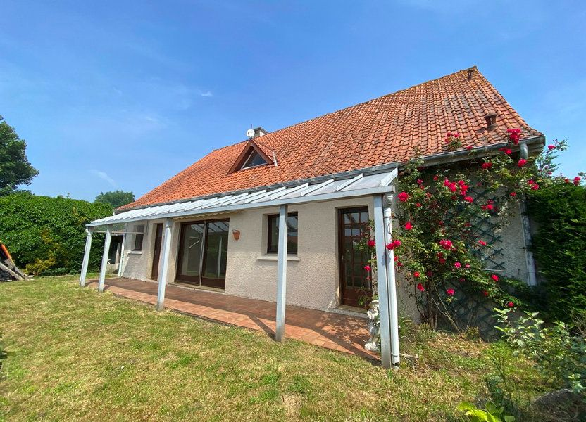 Maison à vendre 135m2 à Berck
