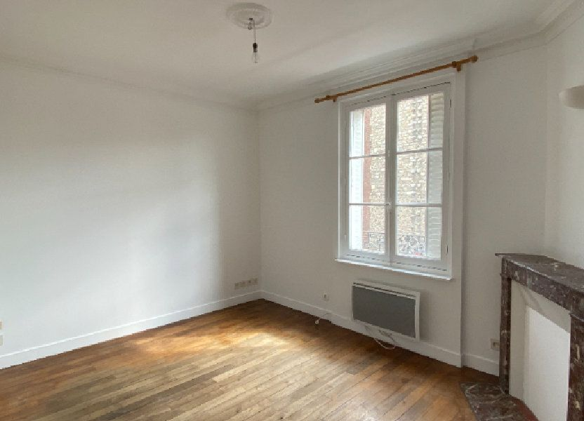 Appartement à louer 44.39m2 à Saint-Ouen