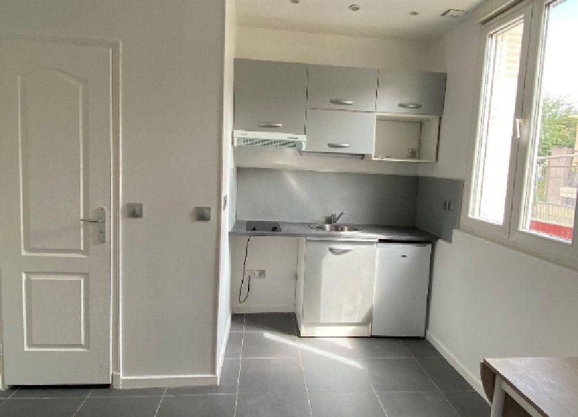 Appartement à louer 16.52m2 à Saint-Ouen