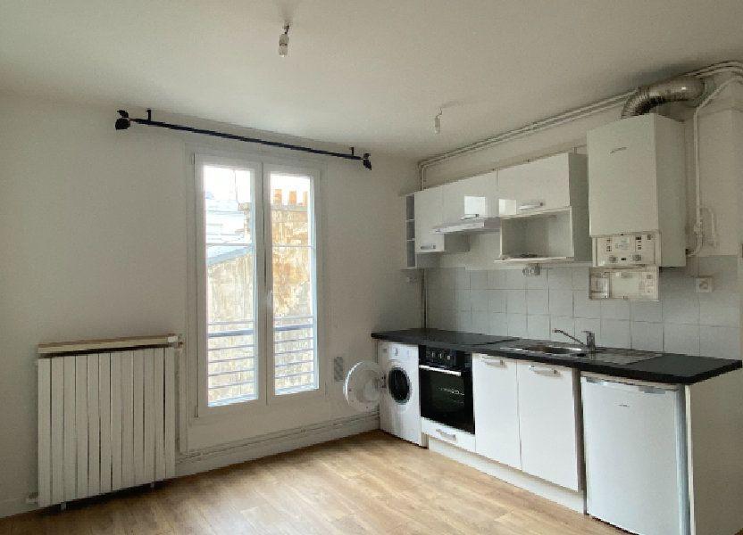 Appartement à louer 39m2 à Paris 17