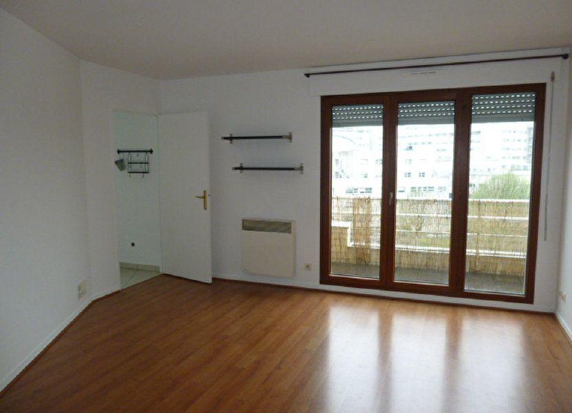Appartement à louer 42m2 à Issy-les-Moulineaux