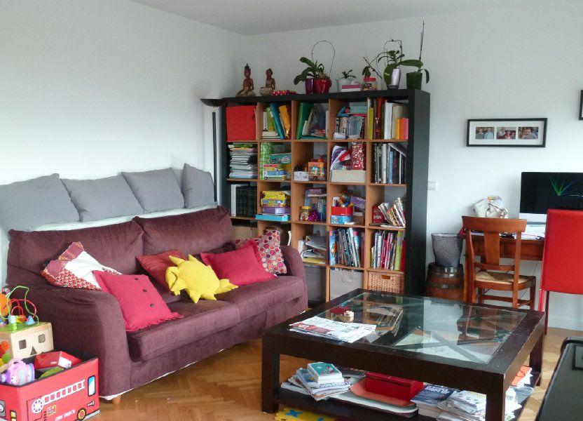 Appartement à louer 110.52m2 à Issy-les-Moulineaux