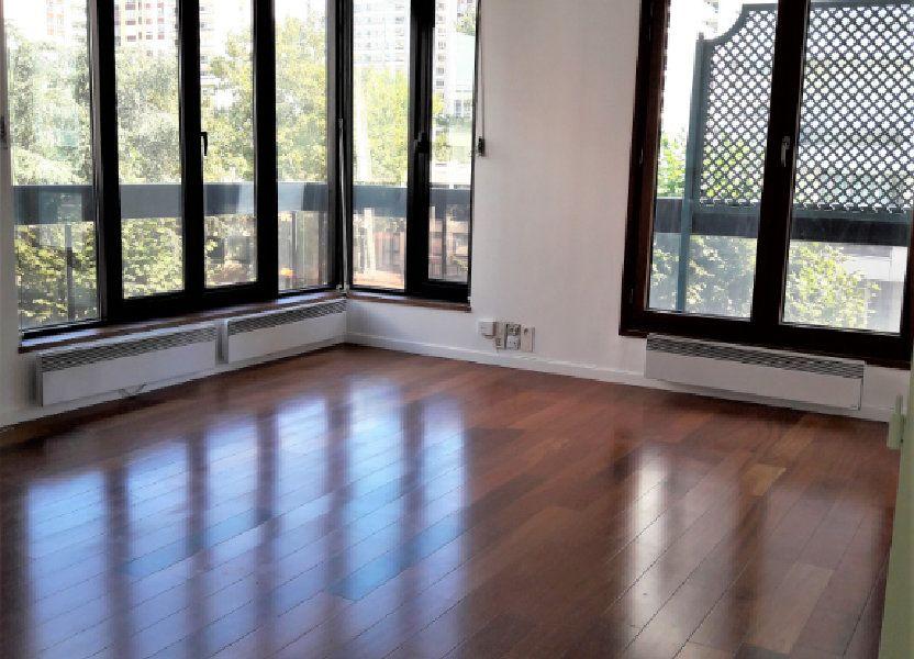 Appartement à louer 71.5m2 à Issy-les-Moulineaux