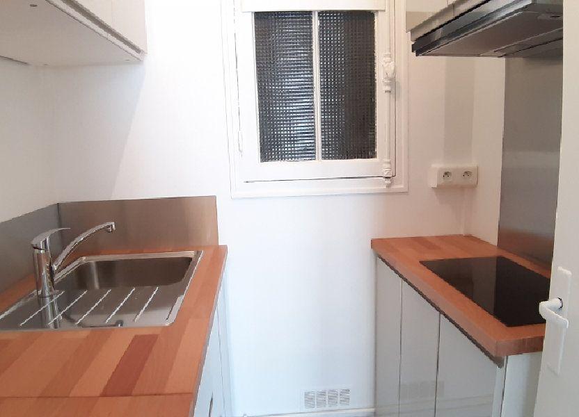 Appartement à louer 18.54m2 à Issy-les-Moulineaux