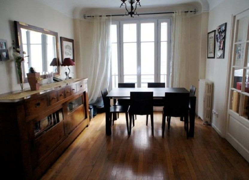 Appartement à louer 76.11m2 à Paris 15