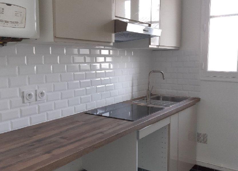 Appartement à louer 39.47m2 à Issy-les-Moulineaux