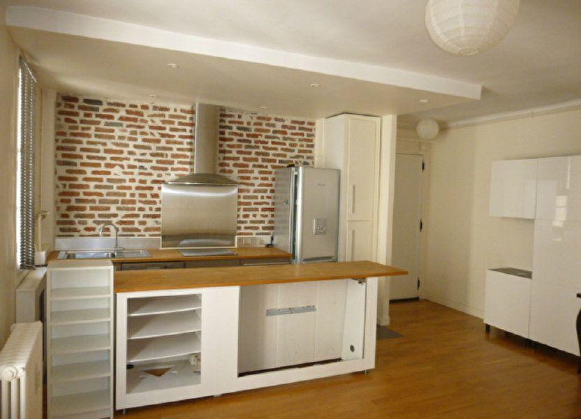 Appartement à louer 49.63m2 à Issy-les-Moulineaux