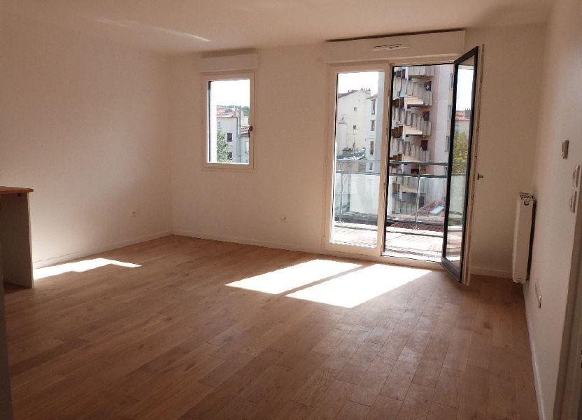 Appartement à louer 45.51m2 à Issy-les-Moulineaux
