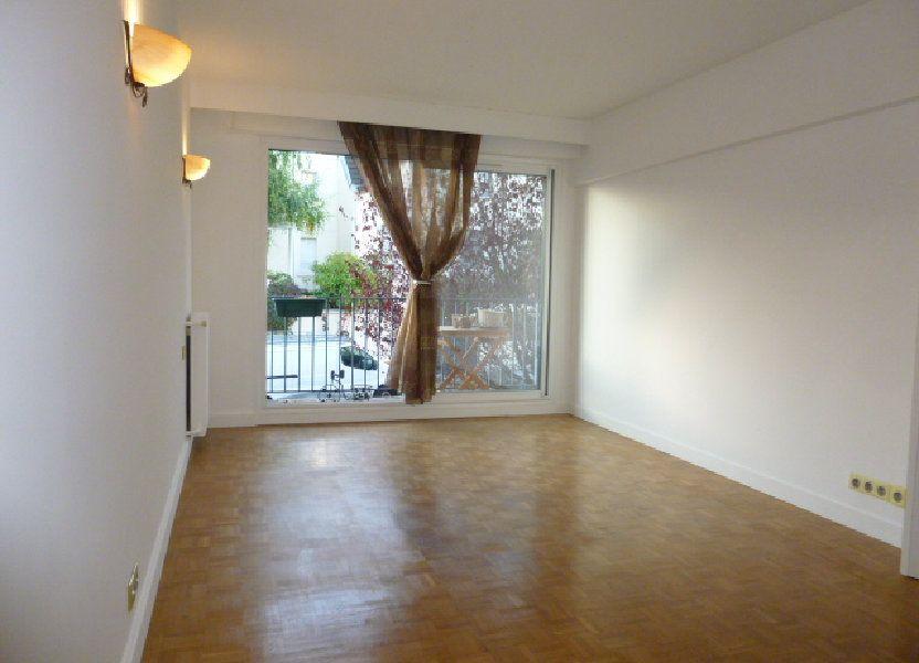Appartement à louer 50.02m2 à Issy-les-Moulineaux