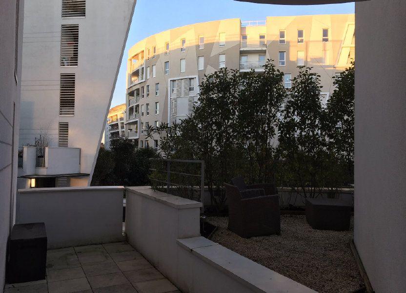 Appartement à louer 44.25m2 à Issy-les-Moulineaux