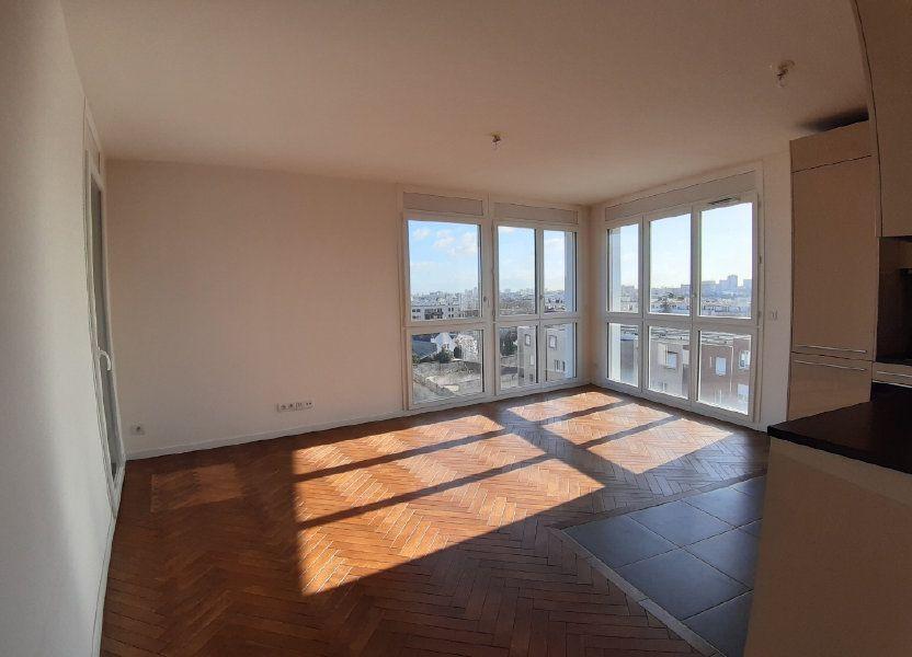 Appartement à louer 75.6m2 à Issy-les-Moulineaux