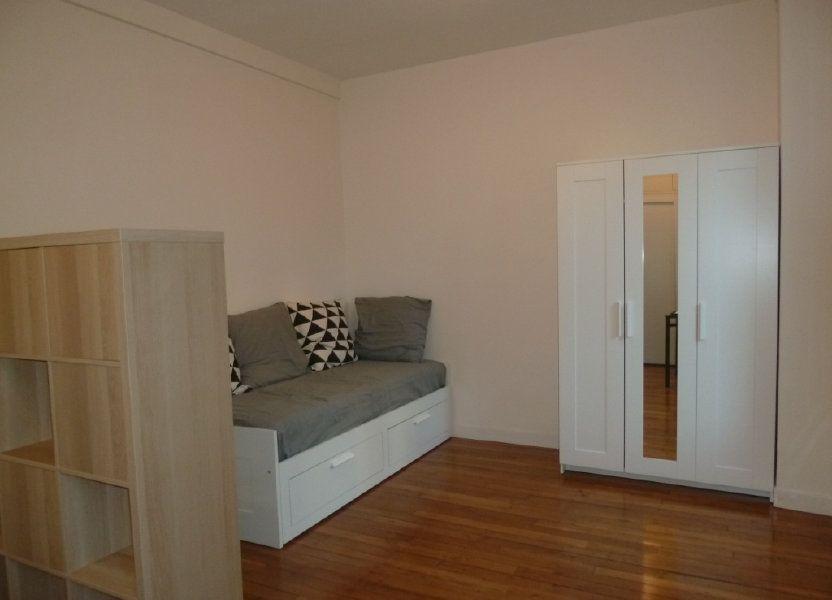 Appartement à louer 19.65m2 à Issy-les-Moulineaux