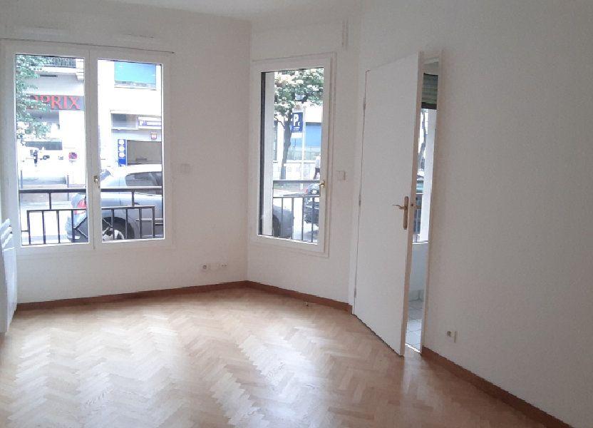 Appartement à louer 23.75m2 à Issy-les-Moulineaux