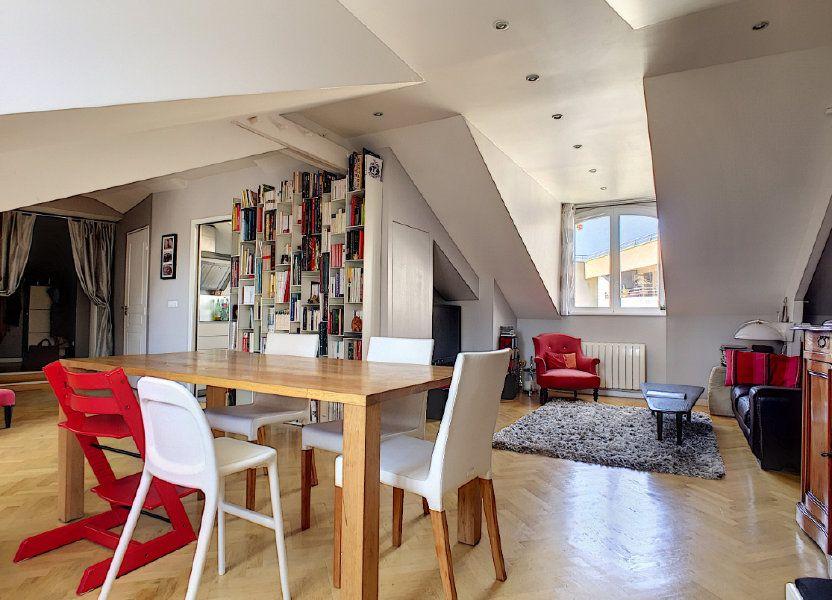 Appartement à vendre 98.64m2 à Issy-les-Moulineaux
