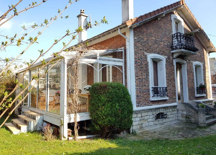 Maison à vendre 97m2 à Issy-les-Moulineaux