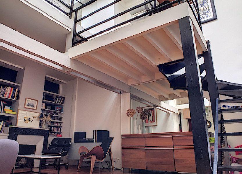 Appartement à vendre 67.43m2 à Paris 15