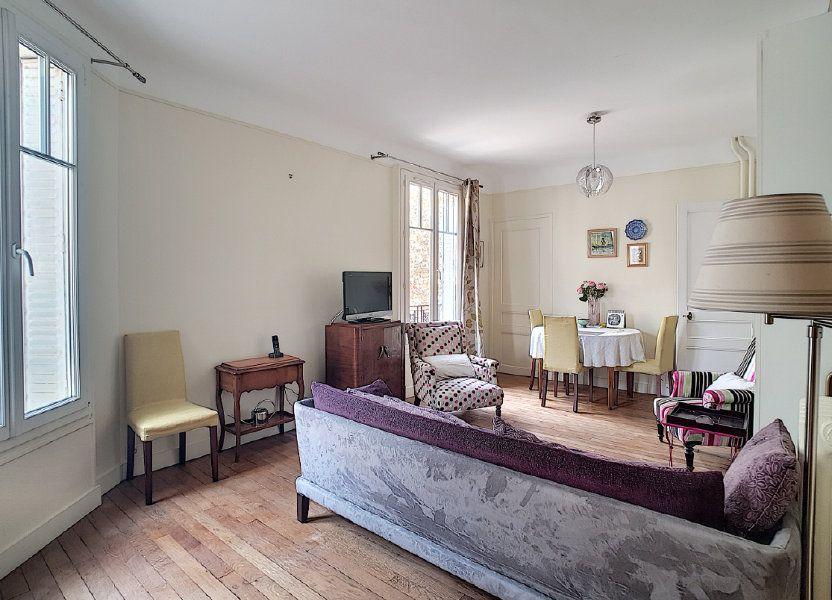 Appartement à vendre 41.77m2 à Issy-les-Moulineaux