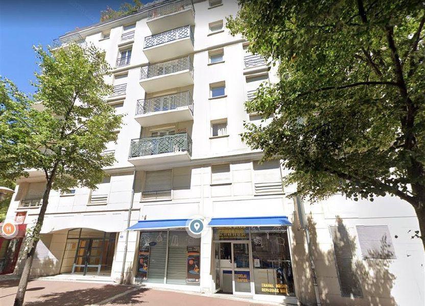 Appartement à louer 44.77m2 à Issy-les-Moulineaux