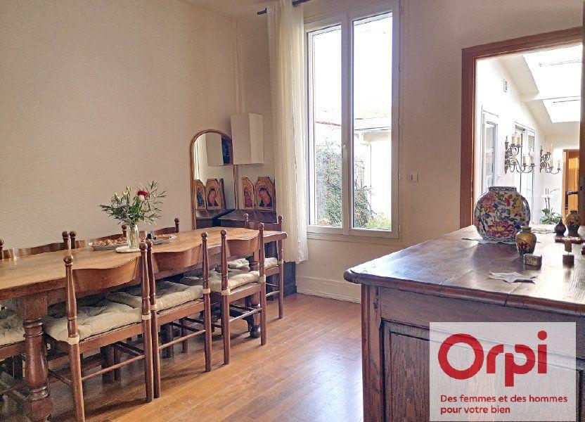 Maison à vendre 79.49m2 à Issy-les-Moulineaux