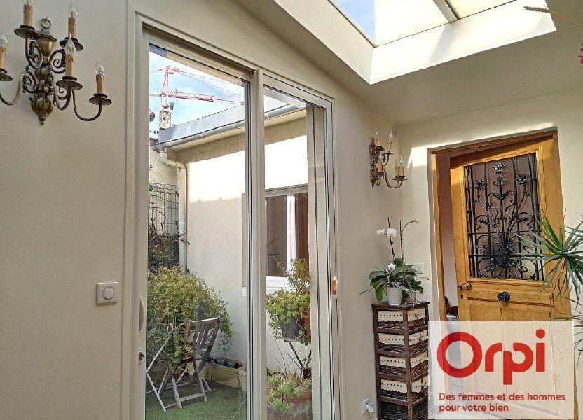 Appartement à vendre 79.49m2 à Issy-les-Moulineaux