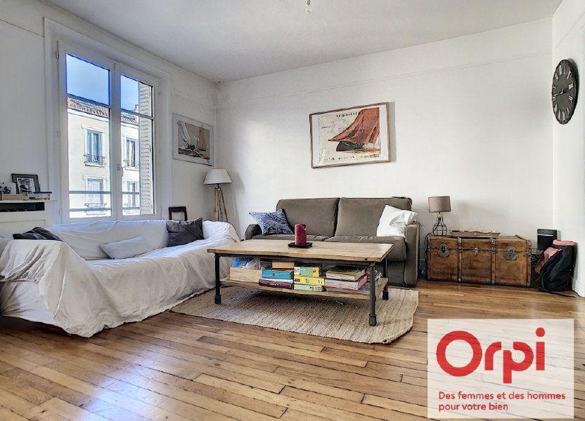 Appartement à vendre 76.47m2 à Issy-les-Moulineaux