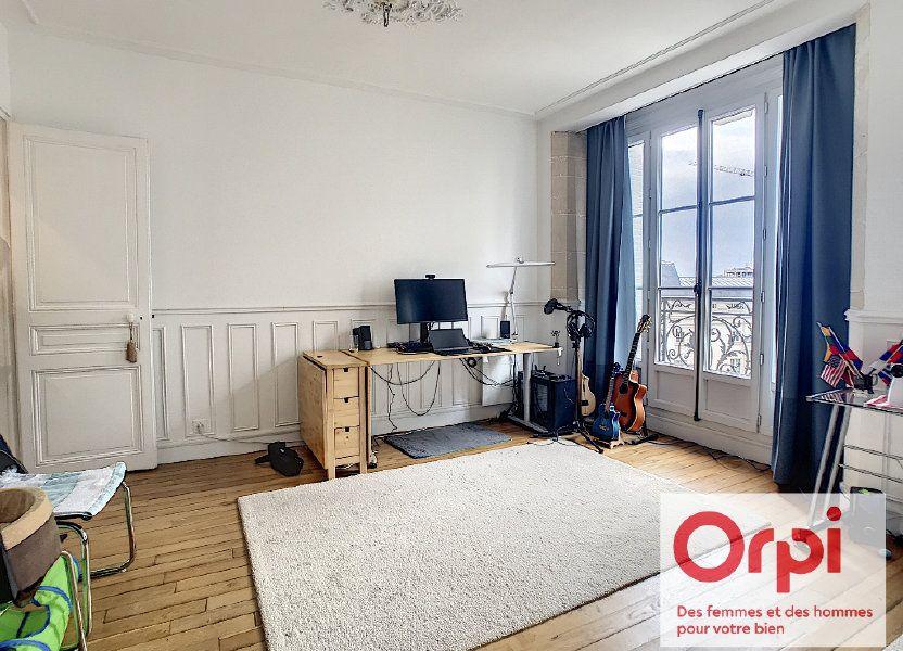 Appartement à vendre 47.72m2 à Issy-les-Moulineaux