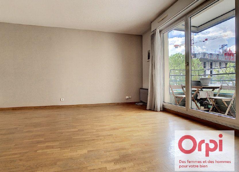 Appartement à vendre 76.97m2 à Issy-les-Moulineaux