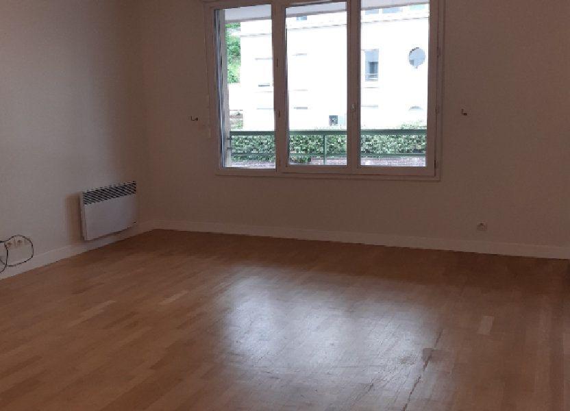 Appartement à louer 60.61m2 à Issy-les-Moulineaux