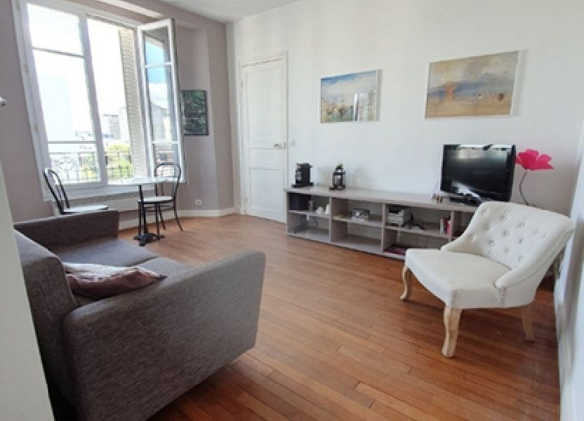 Appartement à louer 31.41m2 à Issy-les-Moulineaux