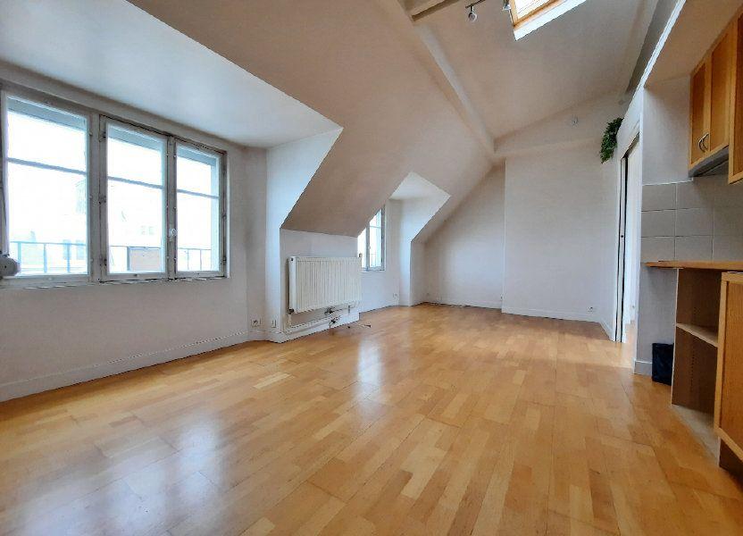 Appartement à louer 30.04m2 à Issy-les-Moulineaux
