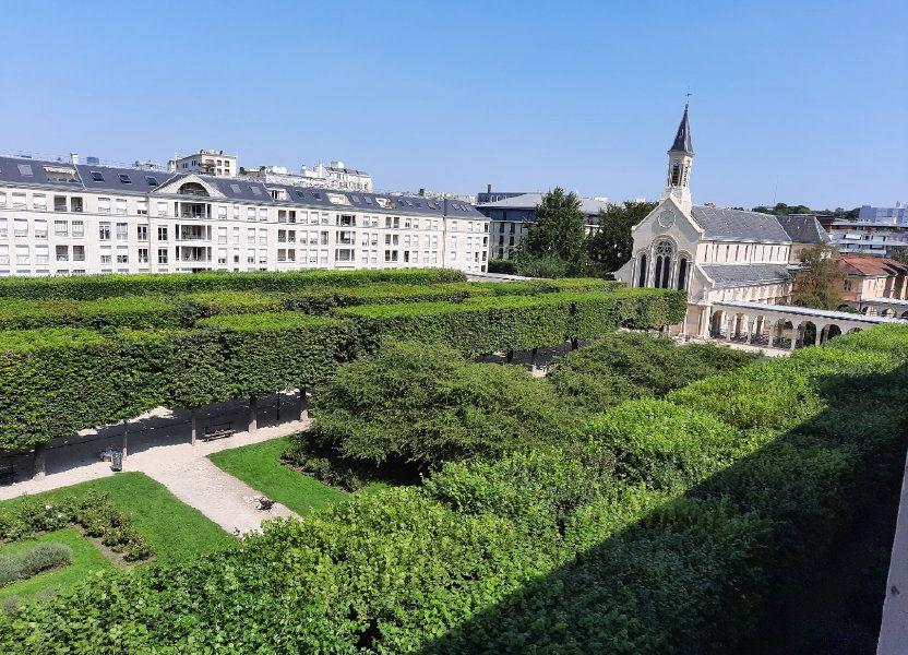 Appartement à louer 90.38m2 à Issy-les-Moulineaux