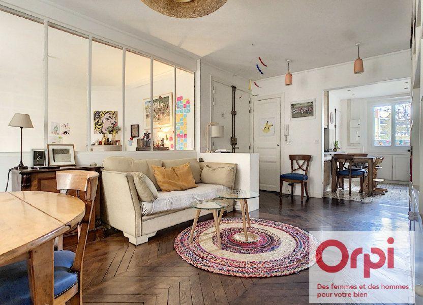 Appartement à vendre 67.76m2 à Issy-les-Moulineaux