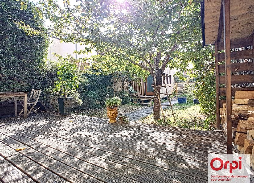 Maison à vendre 185m2 à Issy-les-Moulineaux